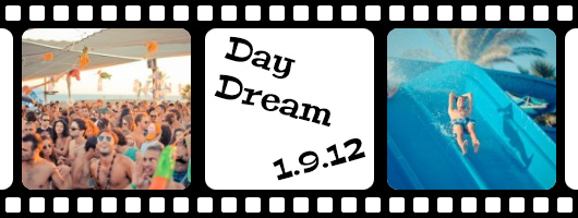 Day Dream - 01.09.12